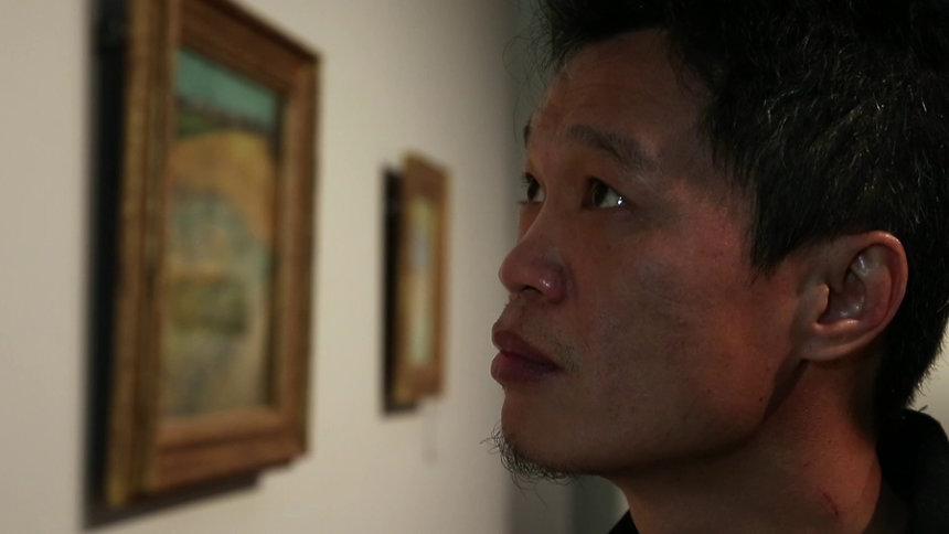 『世界で一番ゴッホを描いた男』 ©Century Image Media (China)
