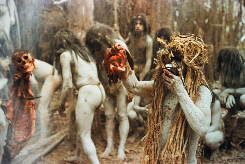 『食人族』 ©F.D. CINEMATOGRAFICA S.R.L. 1980