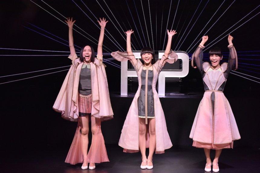 Perfume『「Future Pop」発売記念 スペシャルライブ』より