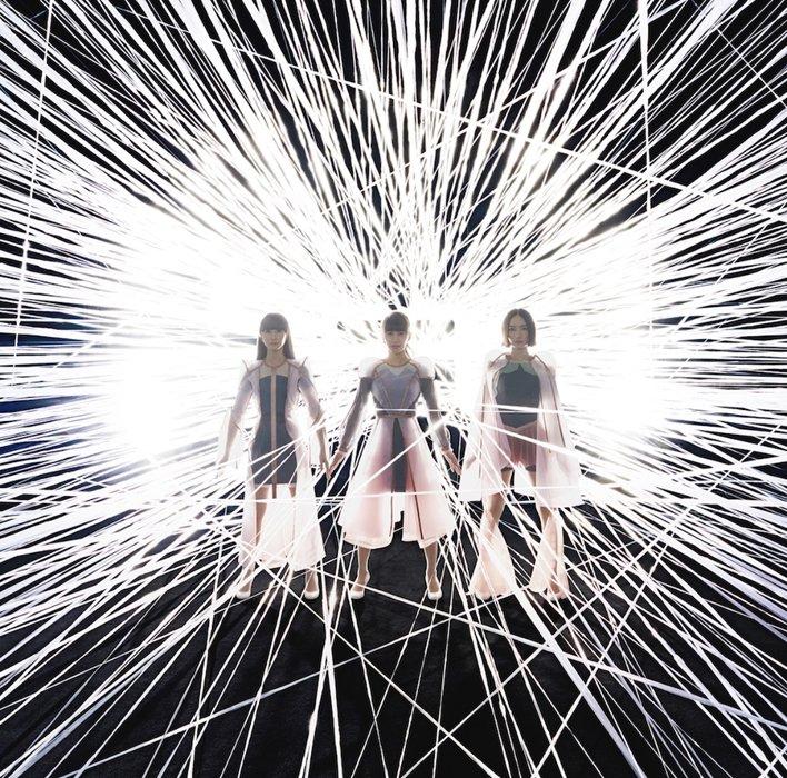 Perfume『Future Pop』通常盤ジャケット