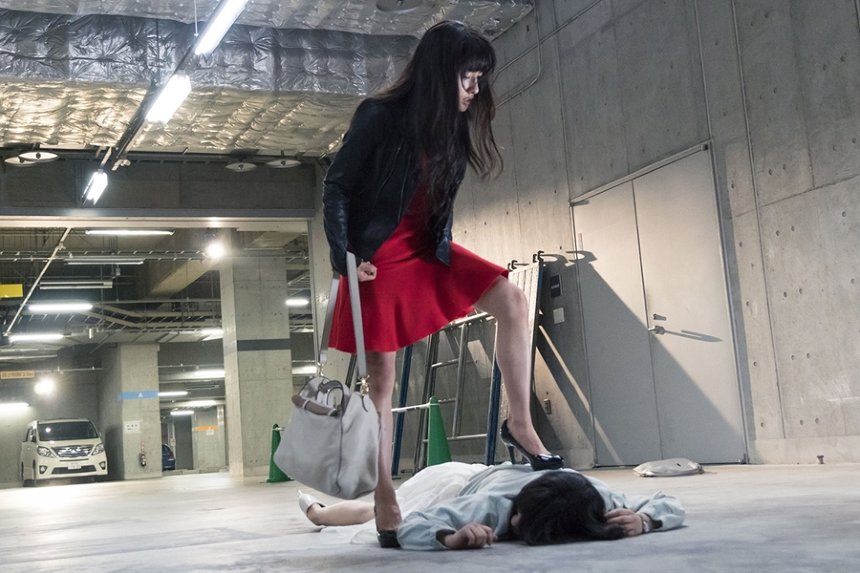 『累-かさね-』 ©2018映画「累」製作委員会 ©松浦だるま/講談社
