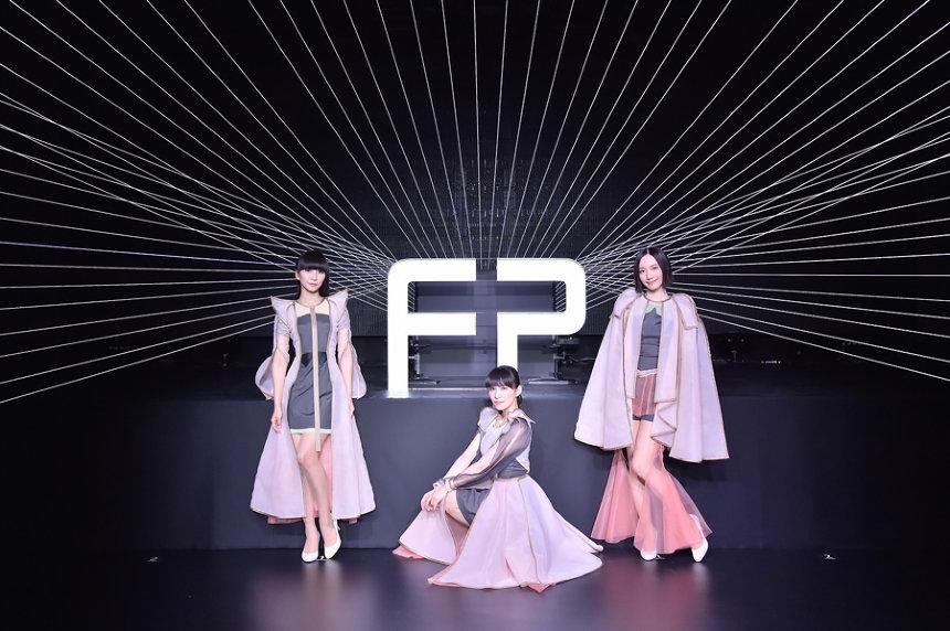 Perfume『「Future Pop」発売記念 スペシャルライブ』より 撮影:高田梓