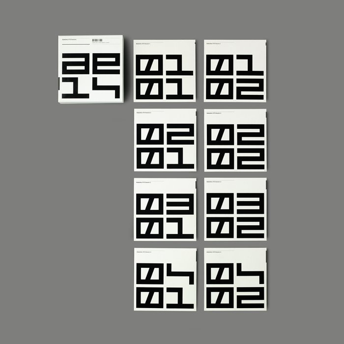 Autechre『NTS Sessions. Complete Box Set.』8枚組CDボックスセット