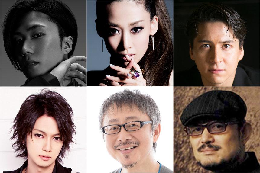 早乙女太一、龍真咲、喜矢武豊らが幕末の盗っ人に 音楽活劇『SHIRANAMI』