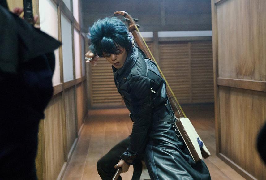 『銀魂2 掟は破るためにこそある』メイキング ©空知英秋/集英社 ©2018 映画「銀魂2」製作委員会