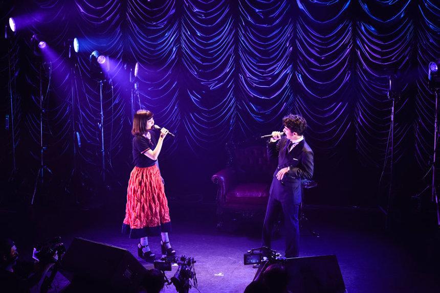 2018年8月26日に東京キネマ倶楽部で開催された『清 竜人 歌謡祭』より