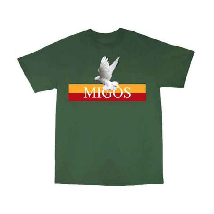 Migos Tシャツ