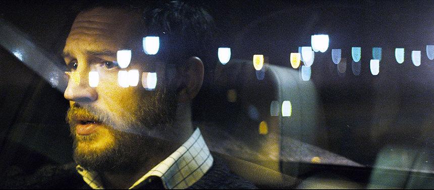 『オン・ザ・ハイウェイ その夜、86分』 ©2013 LOCKE DISTRIBUTIONS, LLC ALL RIGHTS RESERVED