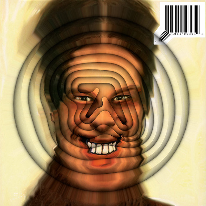 Aphex Twin『...I Care Because You Do』「崩壊(Collapse)」仕様ジャケット