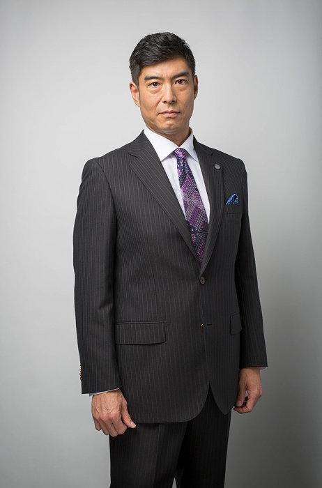 脇田治夫役の高嶋政宏 ©テレビ東京