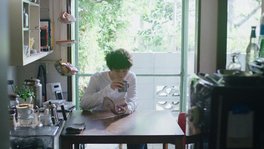 「ミノン メン」ウェブ動画「じぶんにやさしく」篇