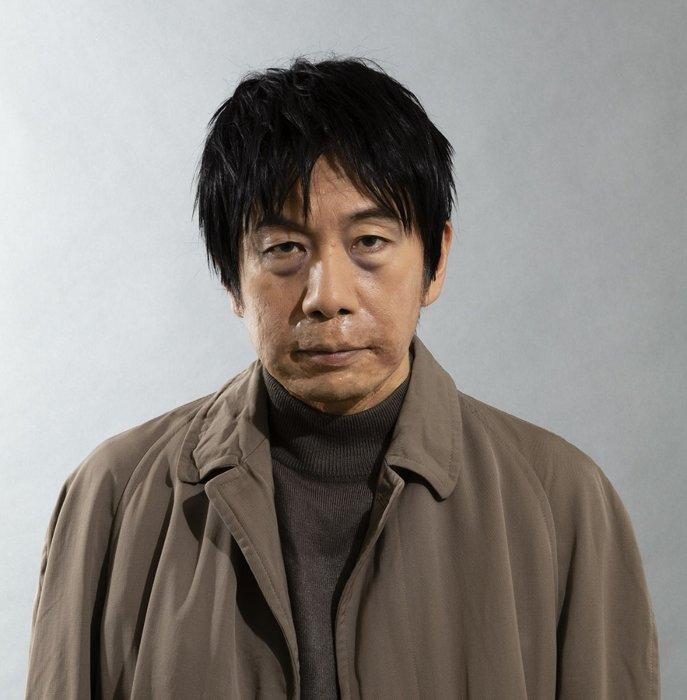 『やなぎ屋主人』主人公役の塚本晋也 ©「このマンガがすごい!」製作委員会