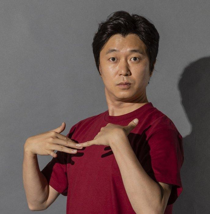 『行け!稲中卓球部』前野役の新井浩文 ©「このマンガがすごい!」製作委員会