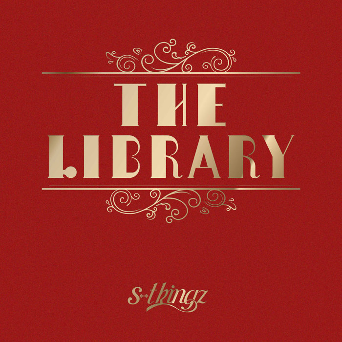 "s**t kingz『「3's (from""The Library"") 」s**t kingz×starRo feat.Duckwrth』ジャケット"