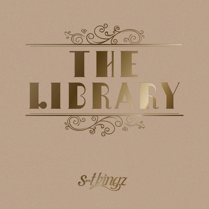 s**t kingz『The Library』ジャケット