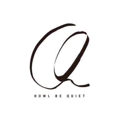HOWL BE QUIETロゴ