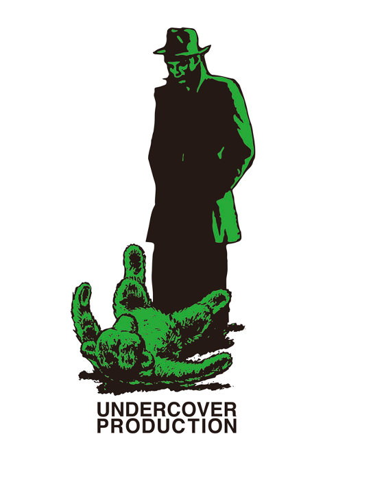 UNDERCOVER PRODUCTIONロゴ