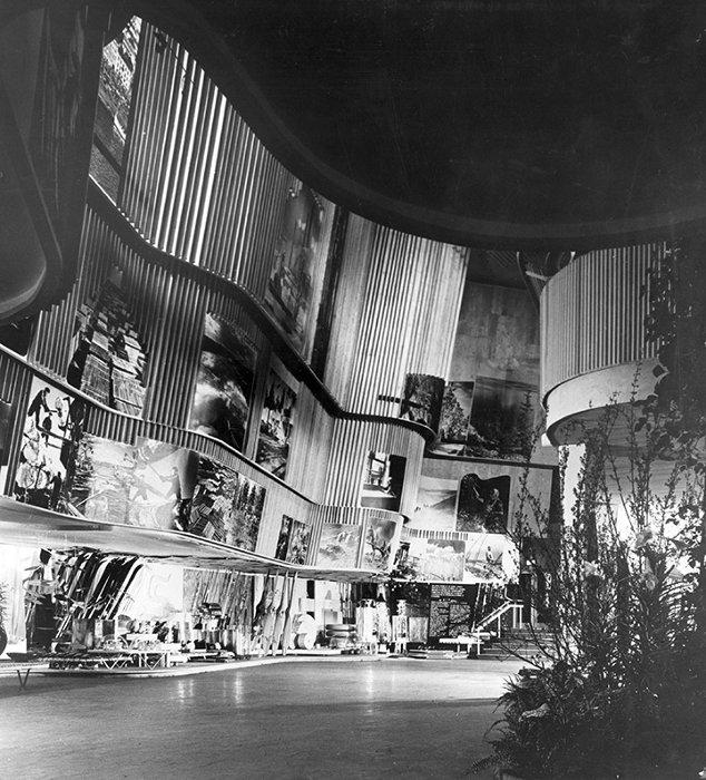 生誕120年のアルヴァ・アアルト回顧展に約300点 代表作建築の再現も ...