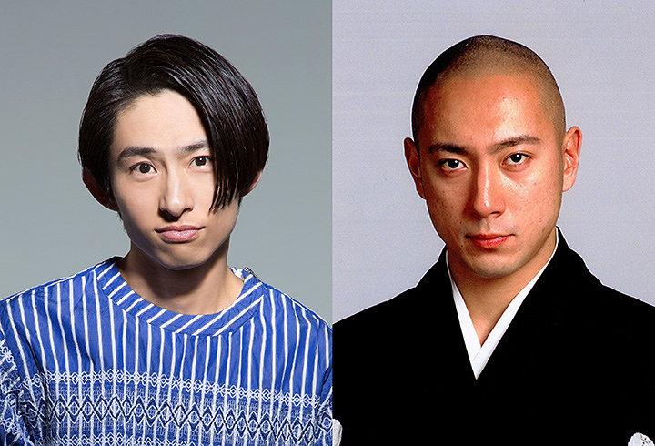 市川海老蔵×三宅健が『六本木歌舞伎』で共演 三池崇史演出『羅生門』
