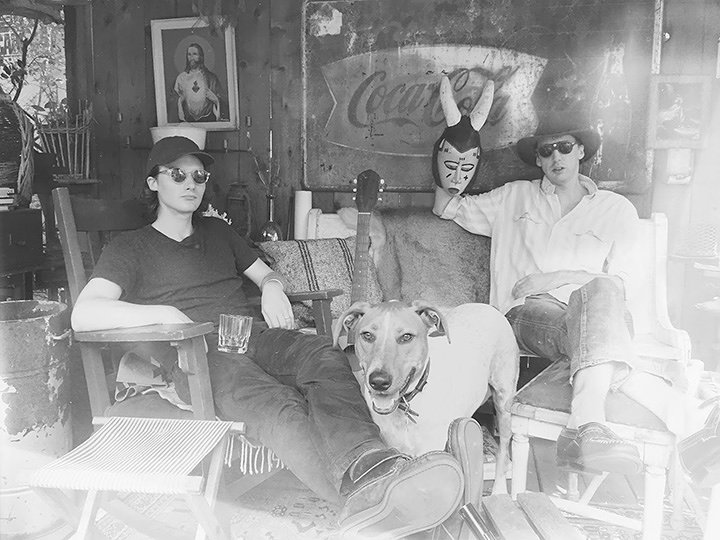 DEERHUNTER photo by Ryan Stang