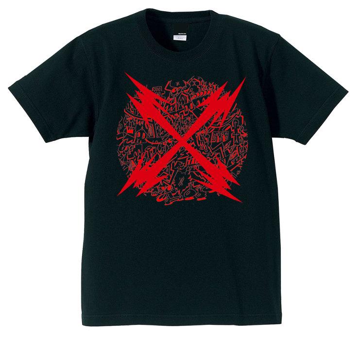 「BRAINFEEDER」オリジナルTシャツ