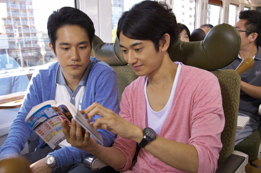 『僕達急行 A列車で行こう』 ©東映