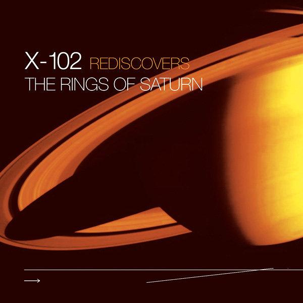 X-102(ジェフ・ミルズ&マイク・バンクス)