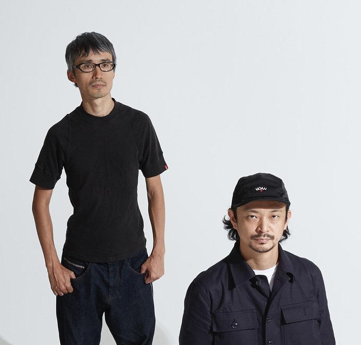 真鍋大度+堀井哲史(Rhizomatiks Research)