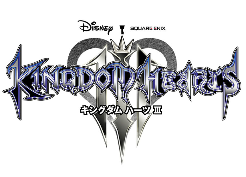 『KINGDOM HEARTS III』ロゴ