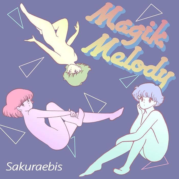 桜エビ~ず『Magik Melody』ジャケット