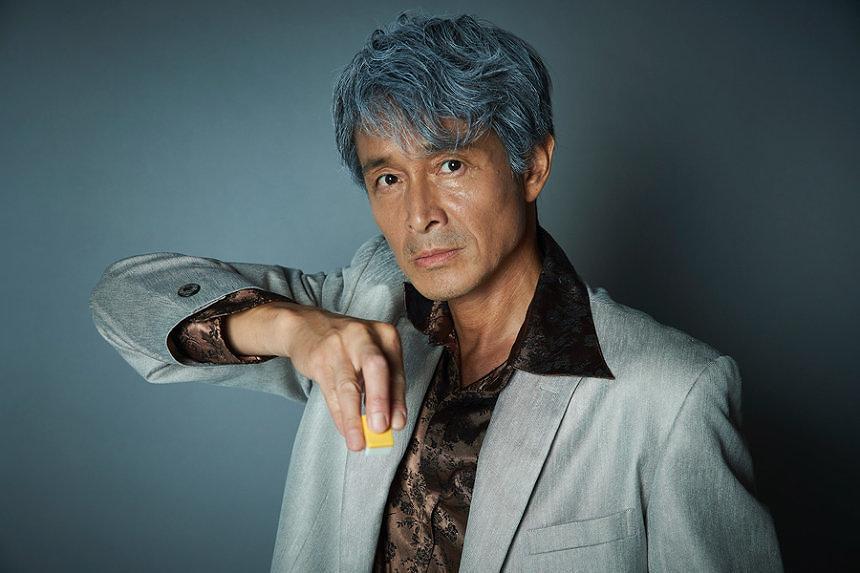 赤木しげる役の吉田栄作 ©「天」製作委員会