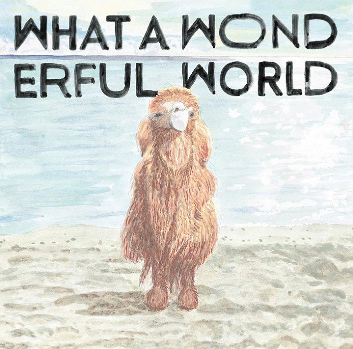 堀込泰行『What A Wonderful World』CDジャケット