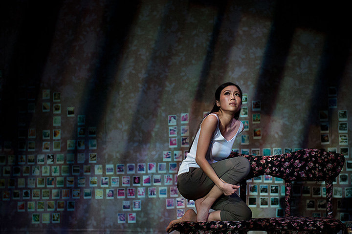 『29+1』公演風景 ©Kearen Pang Production