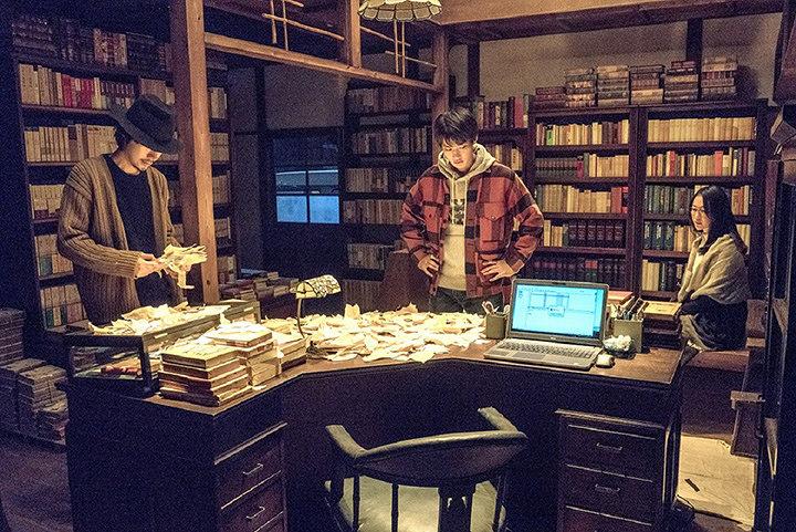 『ビブリア古書堂の事件手帖』 ©2018「ビブリア古書堂の事件手帖」製作委員会