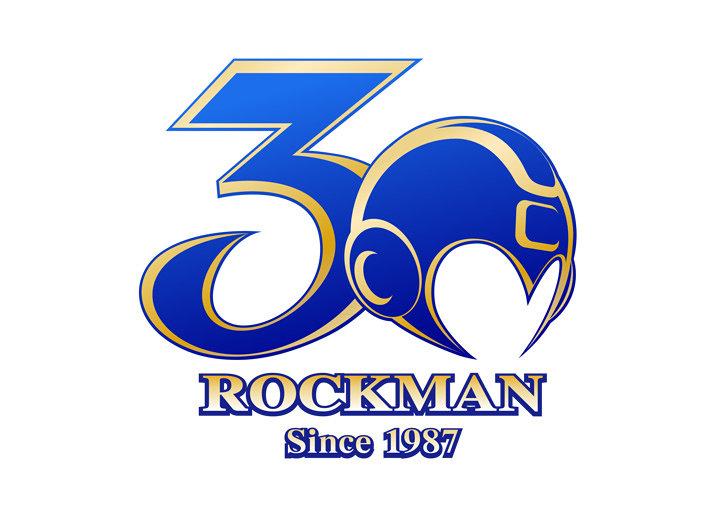 『ロックマン』ロゴ