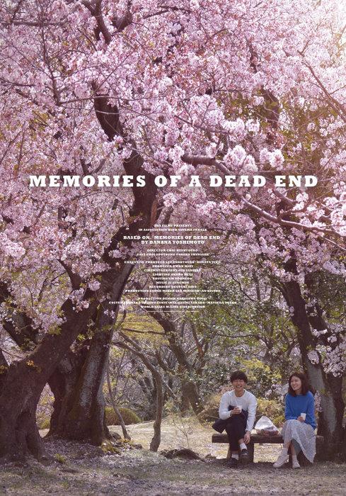 『デッドエンドの思い出』海外版ティザービジュアル ©2018 「Memories of a Dead End」 FILM Partners