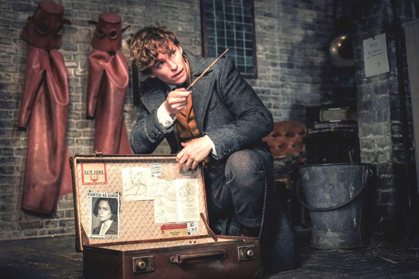 『ファンタスティック・ビーストと黒い魔法使いの誕生』 ©2018 Warner Bros. Ent. All Rights Reserved.Harry Potter and Fantastic Beasts Publishing Rights ©J.K.R.