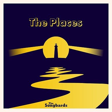 The Songbards『The Places』ジャケット