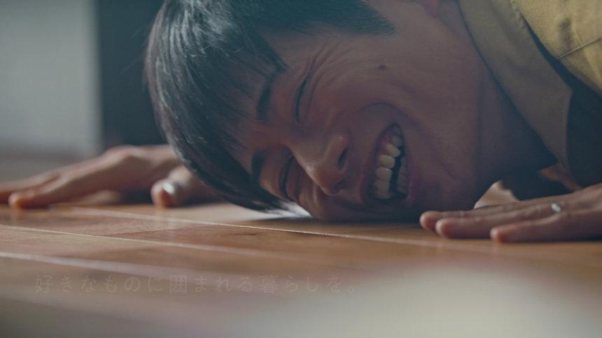 『リノベでFeel&Happiness』「こだわり篇」より