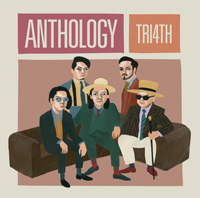 TRI4TH『ANTHOLOGY』通常盤