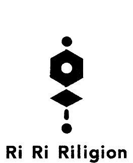 Ri Ri Riligionロゴ