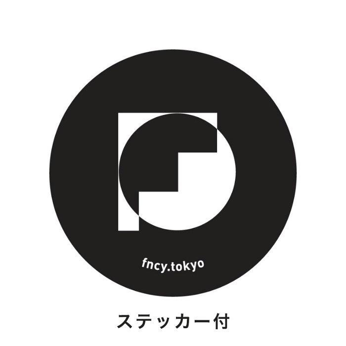 FNCYロゴステッカー