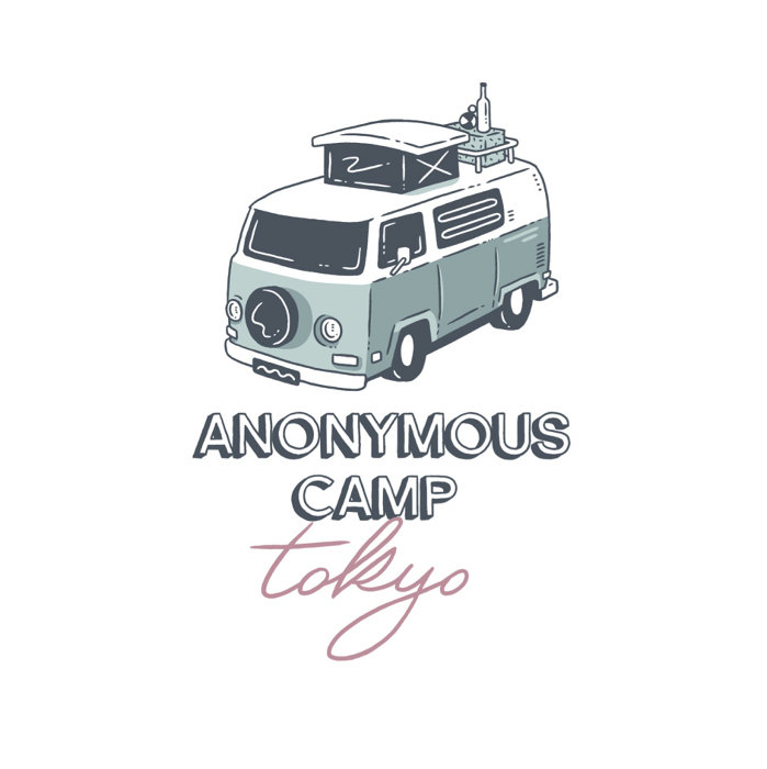 『Anonymous Camp Tokyo in NEWTOWN』ビジュアル