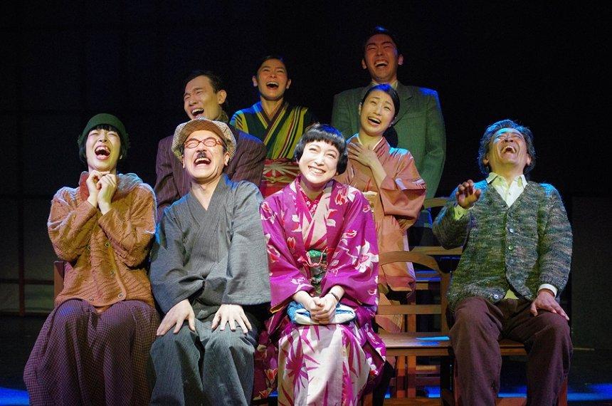 妻夫木聡×緒川たまき KERA台本・演出の舞台『キネマと恋人』が再演