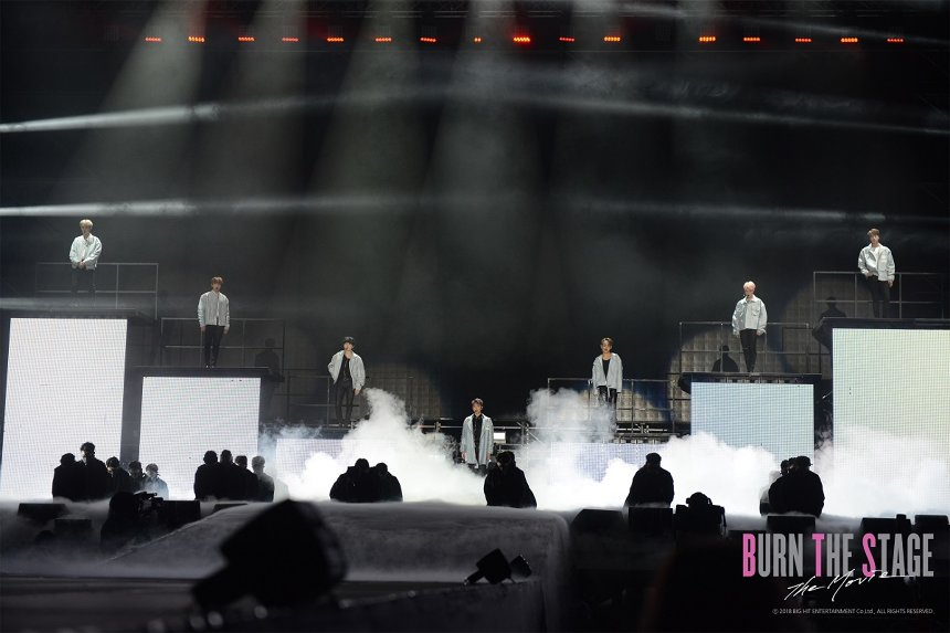 『Burn the Stage : the Movie』 ©2018 BIG HIT ENTERTAINMENT Co.Ltd., ALL RIGHTS RESERVED.