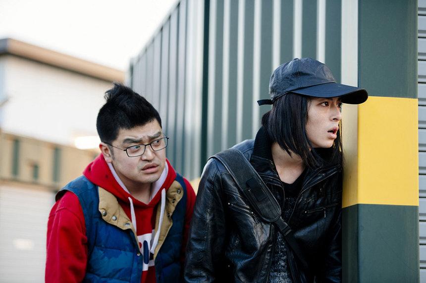 『ギャングース』 ©2018「ギャングース」FILM PARTNERS©肥谷圭介・鈴木大介/講談社