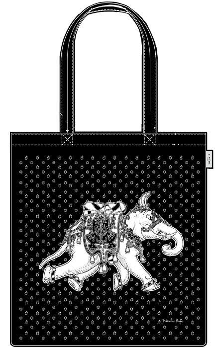 SIXIÈME GINZAトートバッグ