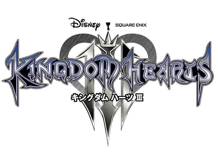 『KINGDOM HEARTS III』ロゴ