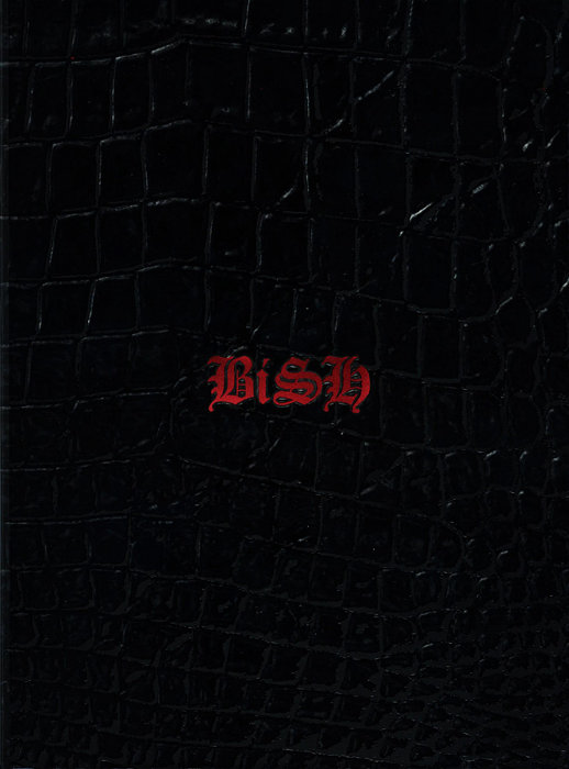 BiSH『stereo future』初回生産限定盤ジャケット