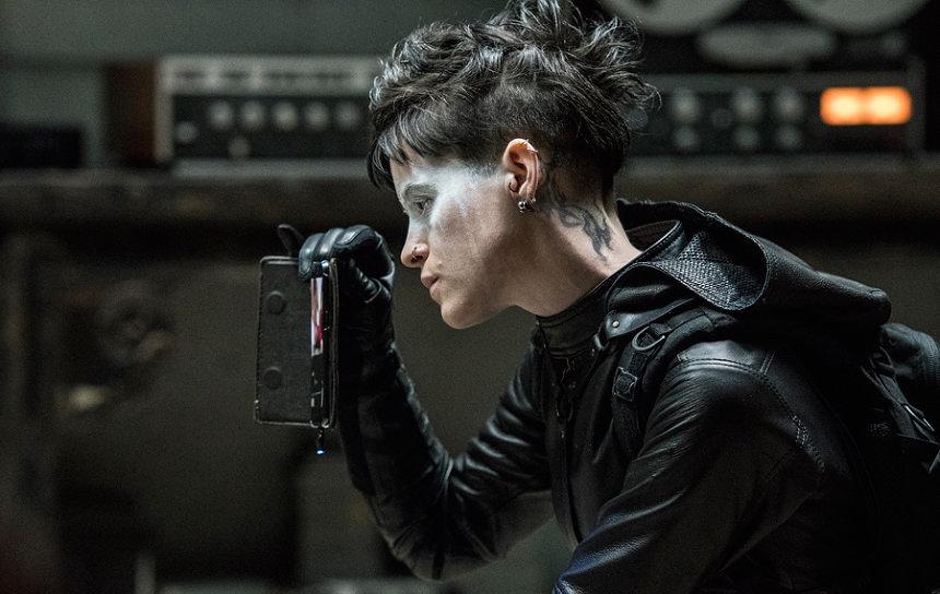 『蜘蛛の巣を払う女』 ©2018 Sony Pictures Digital Productions Inc. All rights reserved.